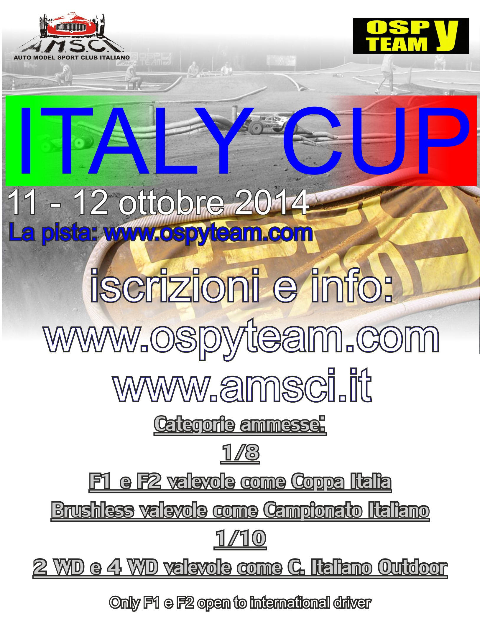 Italy Cup 2014 AMSCI 1 (1)